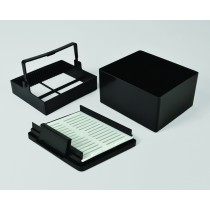 Microscope Slide Rack and Staining Dish