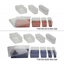 Antibody Saver Tray Sets; Disposable/Reusable