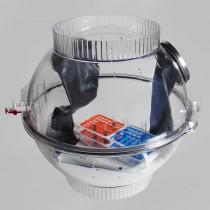 Techni-Dome 360˚ Glove Box Chamber