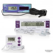 H-B DURAC Calibrated Electronic Thermometers with Waterproof Sensor