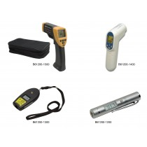 H-B DURAC Infrared Thermometers with Individual Calibration Report