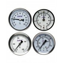 H-B DURAC Bi-Metallic Surface Temperature Thermometers