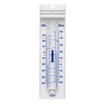 H-B DURAC Liquid-In-Glass Maximum/Minimum Thermometer; Organic Liquid Fill