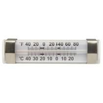 H-B DURAC Liquid-In-Glass Refrigerator/Freezer Thermometer
