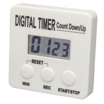 H-B DURAC Single Channel Electronic Timer with Memory and Certificate of Calibration