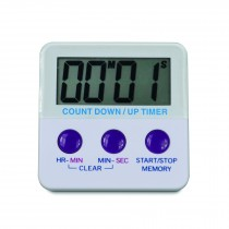 H-B DURAC Single Channel, Switchable Electronic Timer with Certificate of Calibration