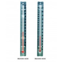 H-B DURAC V-Back Liquid-In-Glass Thermometers; Organic Liquid Filled