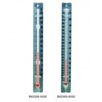 H-B DURAC V-Back Liquid-In-Glass Laboratory Thermometers; Organic Liquid Filled