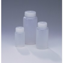 Precisionware Wide-Mouth Bottles – Autoclavable Polypropylene