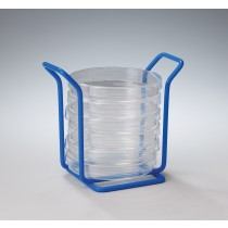 100mm Petri Dish Mini Rack - Poxygrid