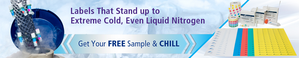 Image:  Request Free Samples of Cryogenic Labels