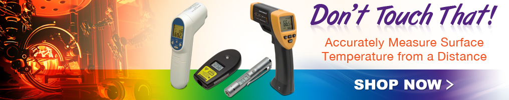 Image:  SP Scienceware Infrared Thermometers